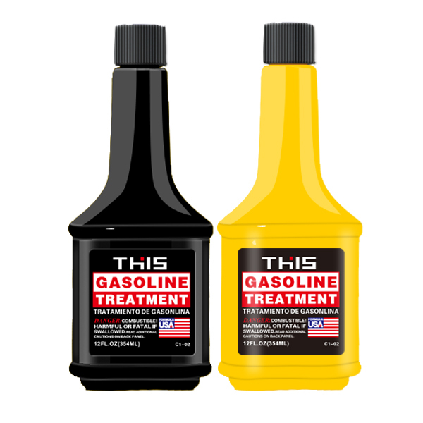 354Ml Engine Gasoline Fuel System Treatment , Gasoline Treatment