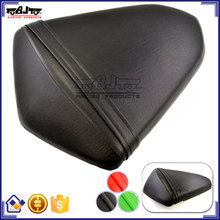 BJ-SC02-EX300R/13 For Kawasaki NINJA 300R Black Leather Motorcycle Passenger Seat Cover