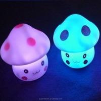 Wholesale Products Mushroom LED Night Light, Fancy Night LED Light, Baby LED Night Light for Kids