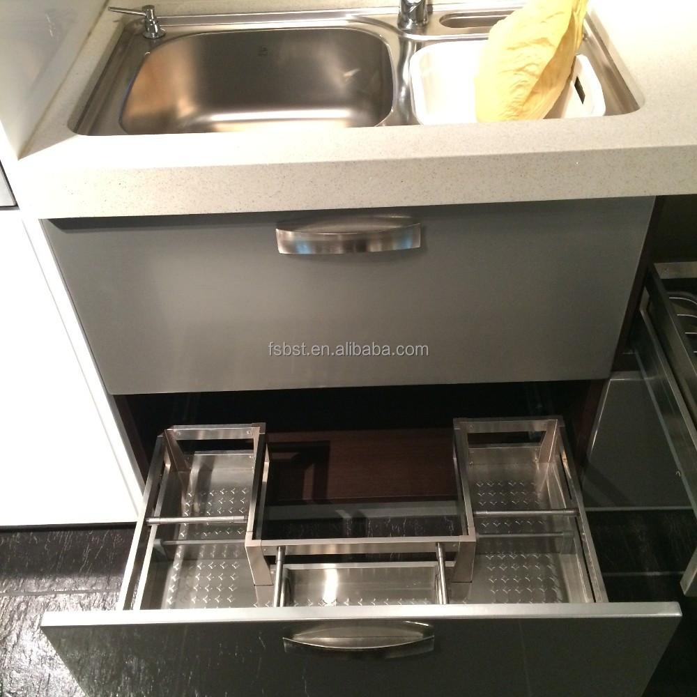 moderne armoires de cuisine prix aluminium meubles de. Black Bedroom Furniture Sets. Home Design Ideas