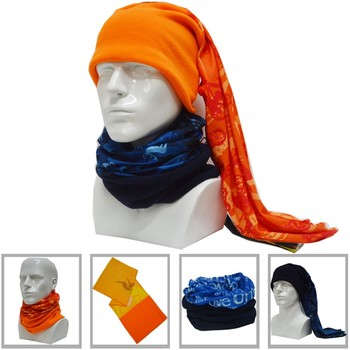 Bike Motorcycle Scarf Face Mask Ski Sports Headwear Custom Fleece Polar Bandana
