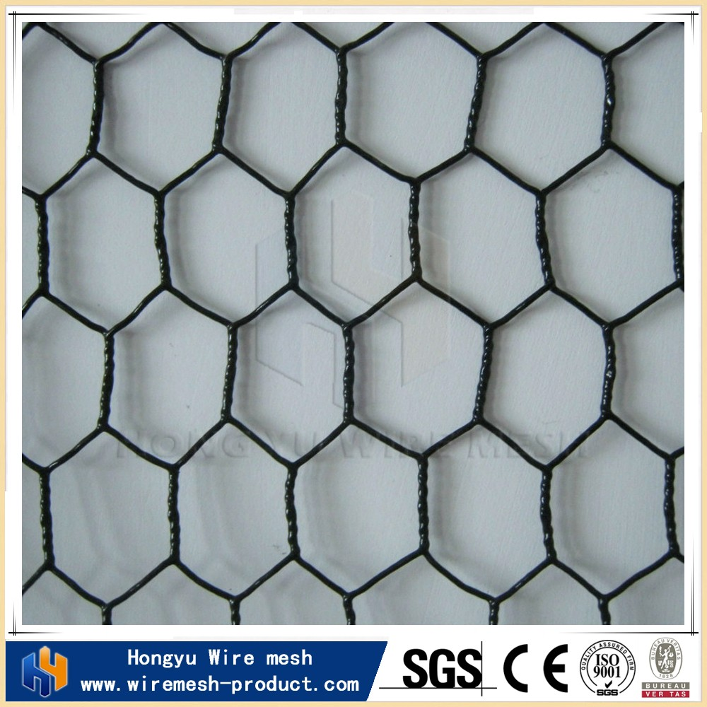 new design steel wire net fence hexagonal mesh made in China