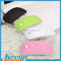 China cheap Flat Slim Bluetooth Mouse for Computer Laptop PC Flat Bluetooth Mouse with Customized Logo