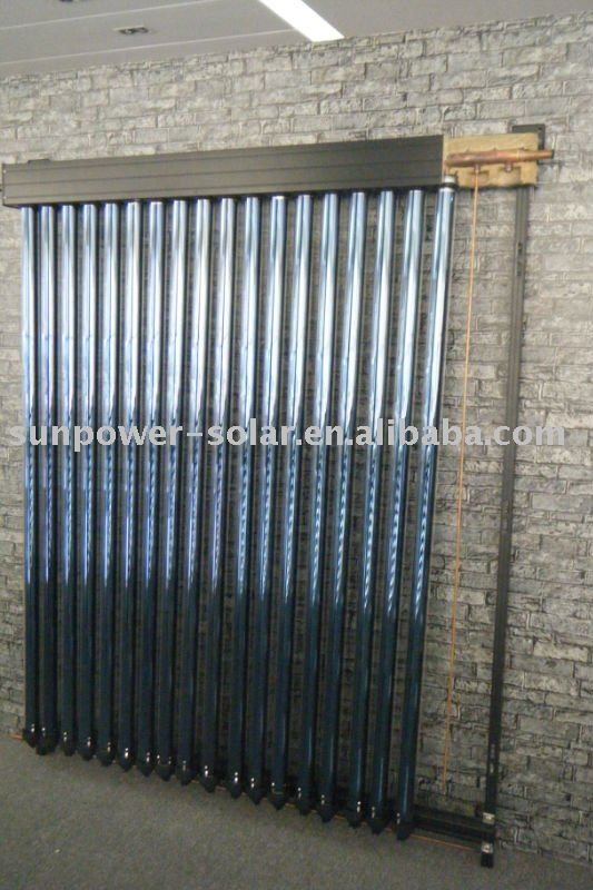 solar water heater solar collector heat pipe high pressure