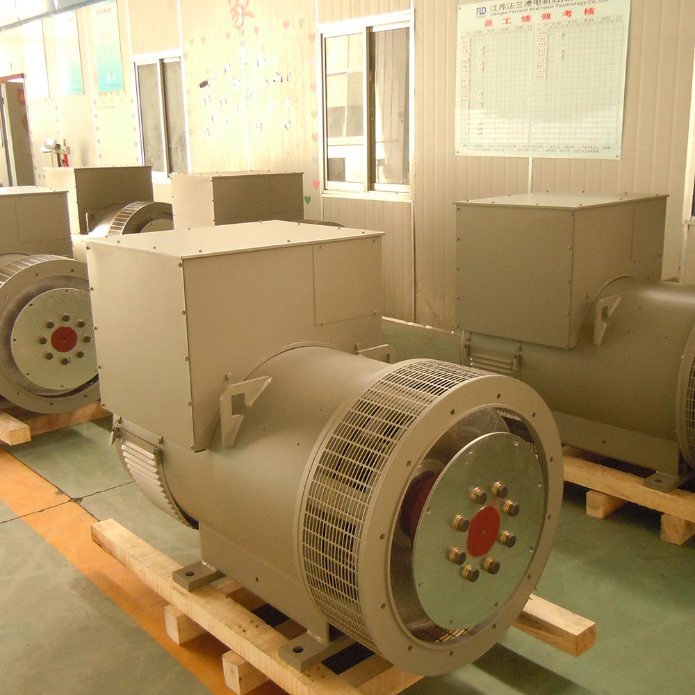 200kw Chinese Generator with no Motor