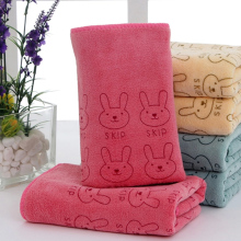 Printed microfiber hand towel set from china