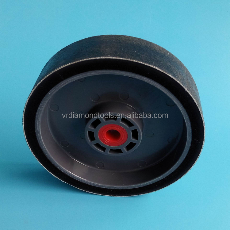 China supplier power tools 8 inch Resin bonding agent corundum abrasives soft grinding wheel shopping online