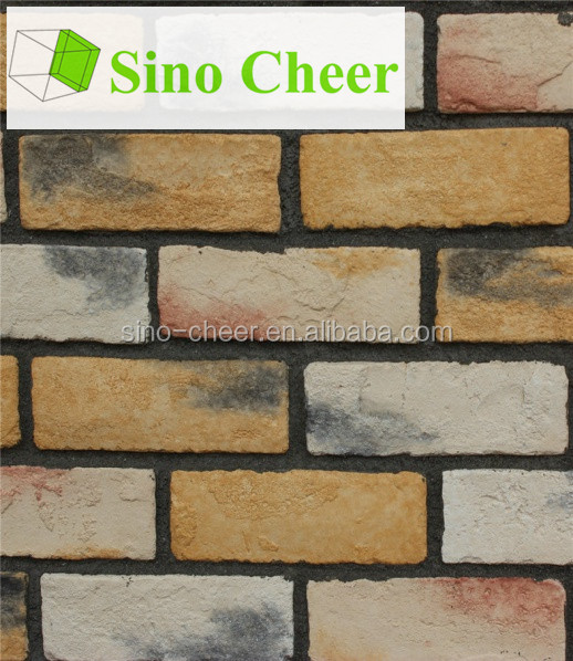 2016 New Design cheap interior decorative artificial indoor stone walls