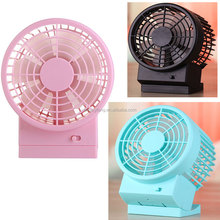 Ultra quiet Upgrade Mini Two Blade Table Fan Dual motor blower adjustable 5v dc usb mini portable fan