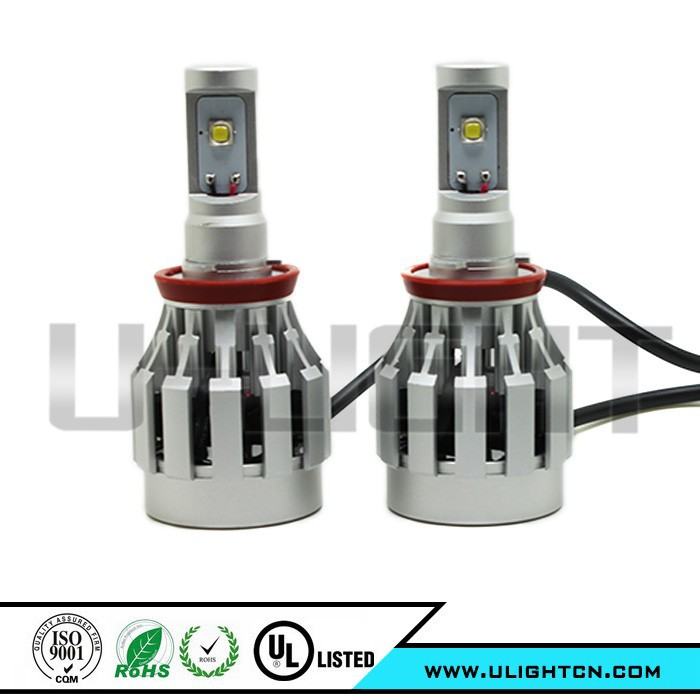 high power h11 h8 h9 car led light 20W 4000 lumen for auto headlight
