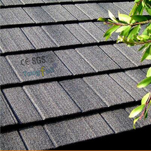 Roofing Material Stone Concrete Metal Roof Tile
