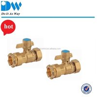 High Quality Lockable Brass Water Ball Valve