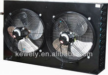 fin type/new style air cooled condenser for seafood/vegetable