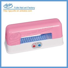 Professional LED lamp nail dryer - cures gelish &led gels(30-60sec)