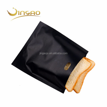 Toastabags Twin Pack Grilled Cheese in Your Toaster No Fuss No Mess Reusable 50 Times