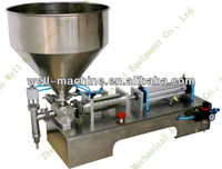 Cosmetic /shampoo/cream/ointment Paste Filling Machine