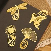 Cute Korea Leaf Flower Dragonfly Butterfly