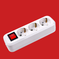 YW-5823 strip sockets,europe power strip sockets