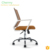 Modern ergonomic mid back director mesh staff office chair For Meeting Rooms
