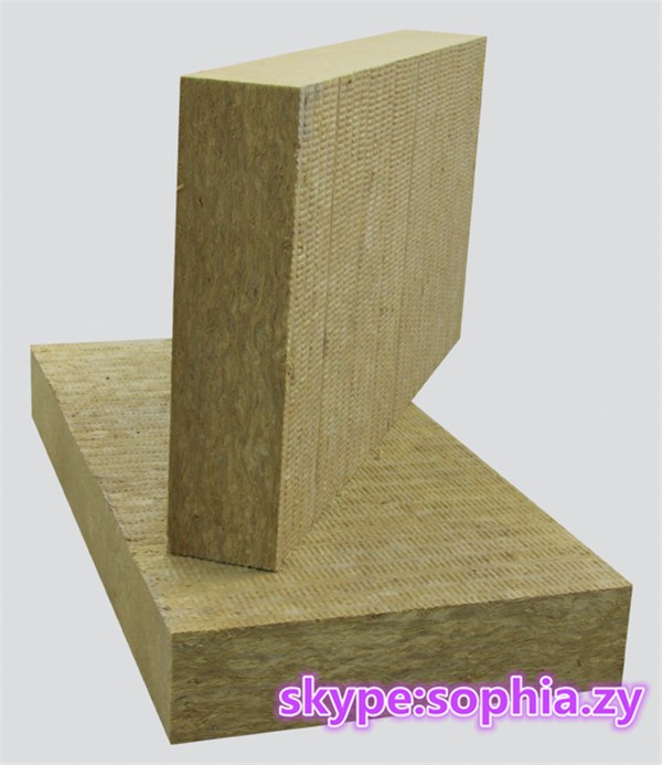 150kg m3 high density fireplace use super rock wool for High density mineral wool