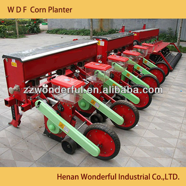 [WDF machinery]corn seeder agriculture machinery tiller cultivator and automatic seeder