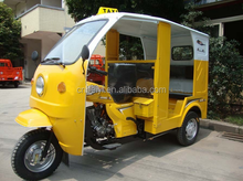 China cheap electric auto rickshaw motor tricycle 200cc tuk tuk for sale