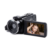 "ZIHOTEK Economic HD 1080P 30fps 16X optical zoom camcorder WIFI 3.0""Touch Display digital camera video"