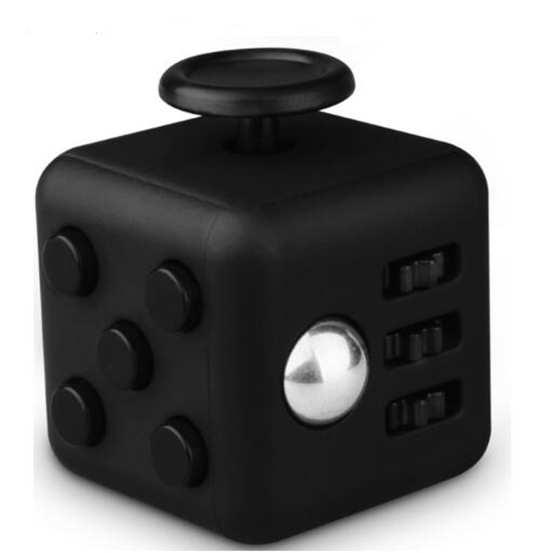 real factory wholesale price anti stress fidget cube