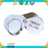 2014 High Quality Jewelers Loupe,jewellery loupe diamond magnifier