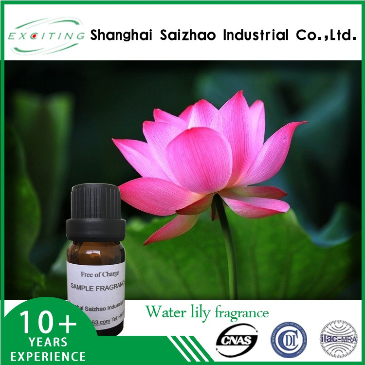 Perfume& Fragrance Water Lily Fibroin Essence