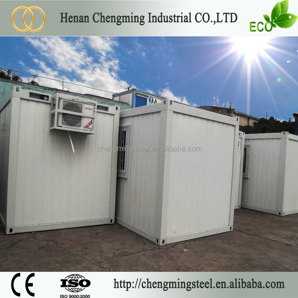 Shock Resistant Prefabricated Firm Mobile Temporary Office Container