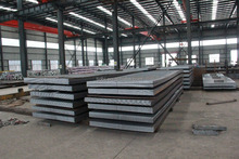 High quality construction hot rolled GB/AISI/ASTM/JIS steel plate factory price in China Tianjin