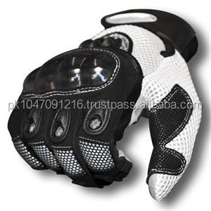 2014 hot sale fashion motorbike men's leather gloves