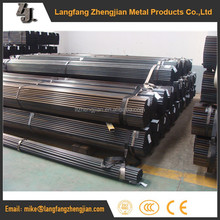 steel pipe wall thickness structure fabrication with good quality