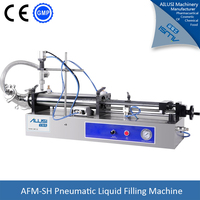 Semi Automatic Viscous Liquid Soap Filling