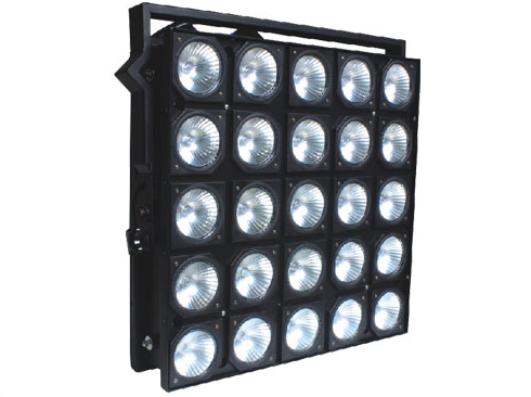 led matrix light 25x30w rgb 3in1 dmx stage light mixer for party entertainment
