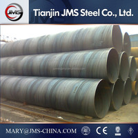 SS400 High Quality SSAW Carbon Steel