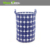 Multi Color Storage Basket With Good Quality Imitation Cotton And Linen Cloth