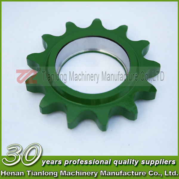 Harvester ybr125 sprocket for Harvest peanuts