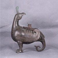 China Style Bronze Artwork Chinese Classical