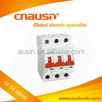 C10 10 A 10kA C curve different type of circuit breaker