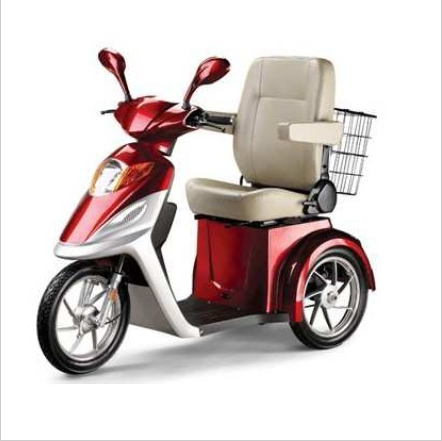 Excellent Quality Double Seat Electric Tricycle Used