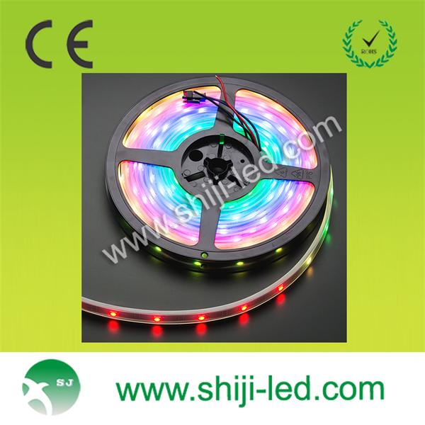 SD controller ws2812b rgb led strip 5050 programmable led strip
