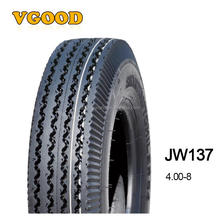 8 PR Heavy Duty Three Wheel Motorcycle Tire 4.00-8 for Peru Guatemala
