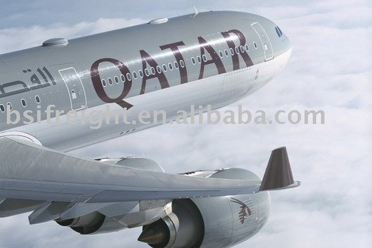 Air Freight from Ningbo;China To Luxor,Egypt by Qatar Airways