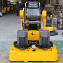 Gear driving Ride-on concrete floor grinder, marble floor grinder, terrazzo floor grinder