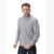 Fashion male clothing slim fit sweatshirt ready made bulk sale plain wholesale sweatshirt for man