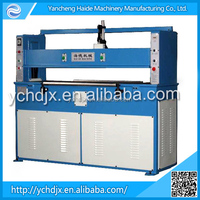 haide Hydraulic plane leather die cutting press machine/leather press /leather splitter