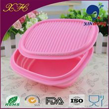 Non Stick High Quality Silicone Collapsible Containers for Concentrate,Wax Oil