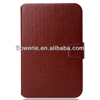 FL3319 2014 China manufacturer flip pouch leather case cover for samsung galaxy note 8.0 n5100